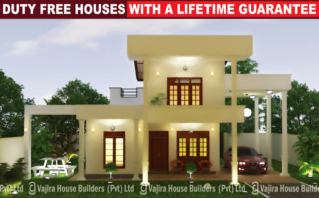 Lct 18 vajira house builders private limited best for Vajira house designs with price