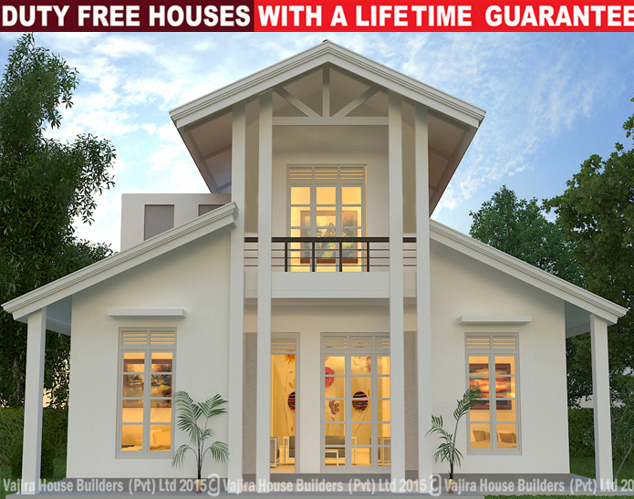 New wh vajira house builders private limited best for Vajira house home plan