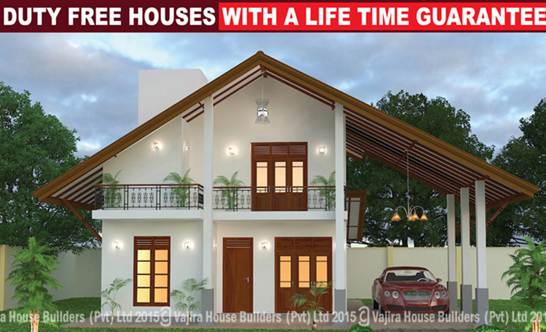 Villa | Vajira House Builders (Private) Limited | Best House Builders ...