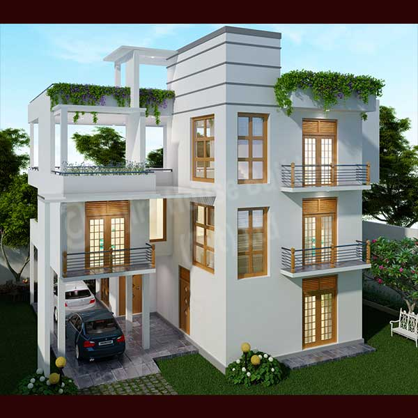 Uts 14 vajira house builders private limited best for Vajira house home plan