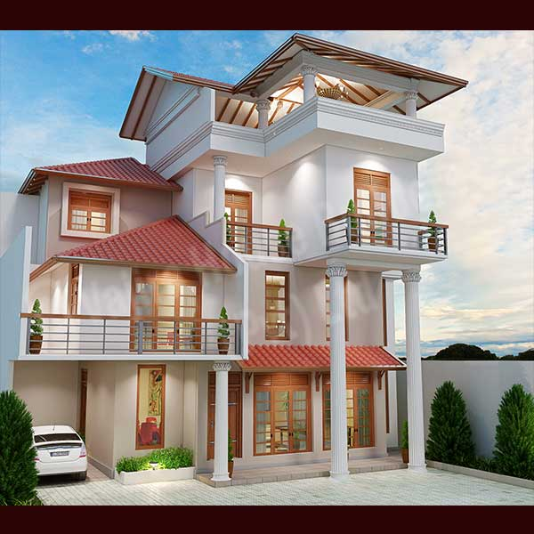 three_story | Vajira House Builders (Private) Limited | Best House ...