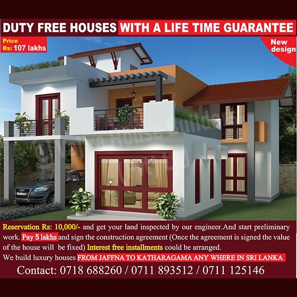 House Design And Price Sri Lanka